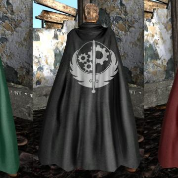 Wasteland capes