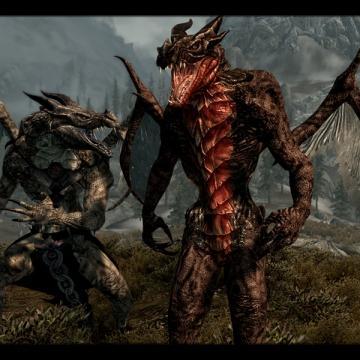 Skyrim Immersive Creatures