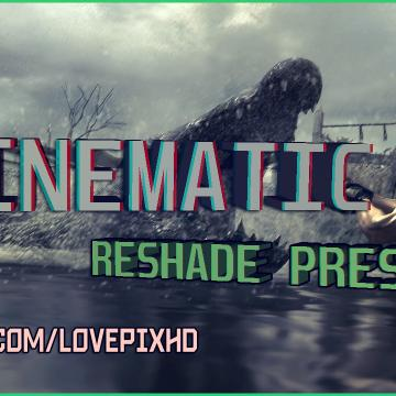 | ReShade | CINEMATIC ❖ Resident Evil 5