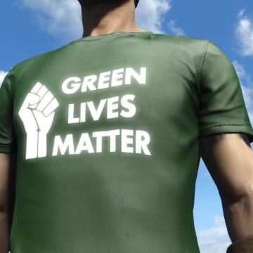 Green Lives Matter - A Ghoul Rights Mod