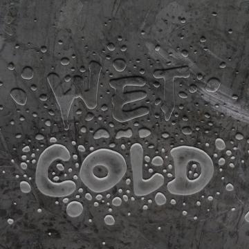Сырость равно холод
