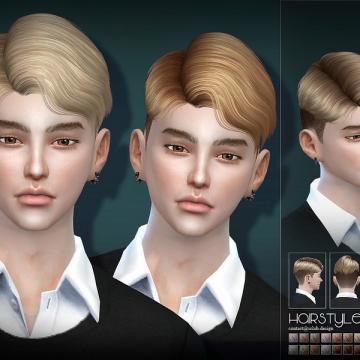 Skyrim Sg Hair 268