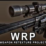 FO3-WRP - Weapon Retexture Project