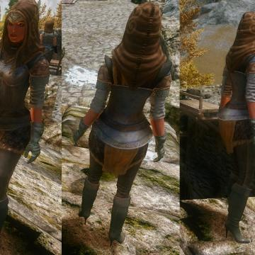 Kela Stormcloak And Sons Of Talos Armor Replacer HDT