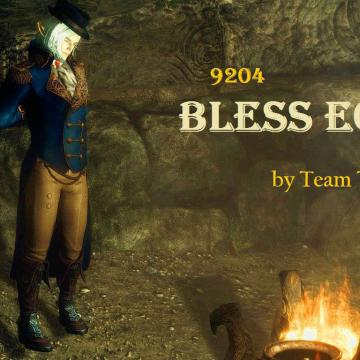 9204 Bless EC0010 by Team TAL
