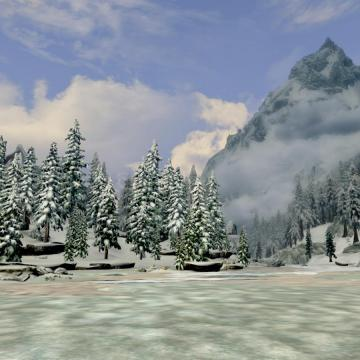 New Year Skyrim. Nox Arcana