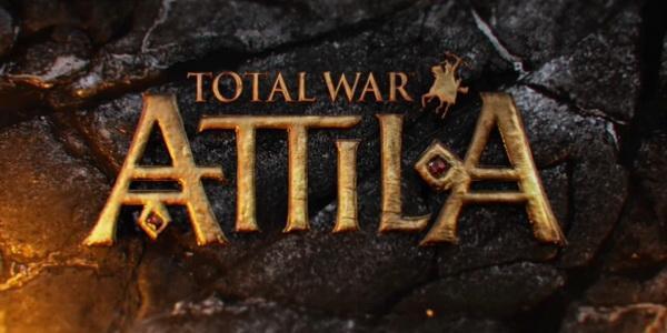 Total War: Attila —  Новый трейлер наполнен огнем и разрушениями