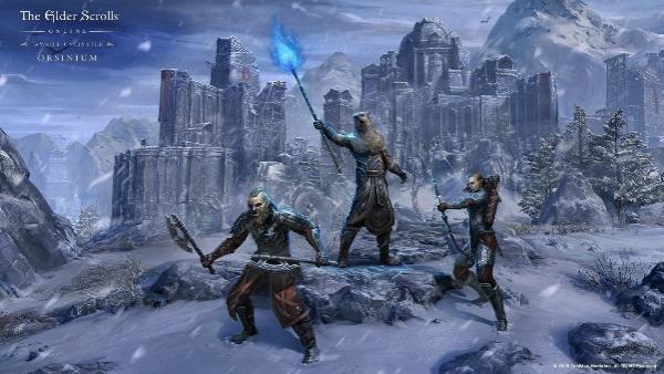 The Elder Scrolls Online — Отстроим Орсиниум вместе!