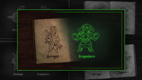Elder Scrolls Vaultboy — Кроссовер вселенных
