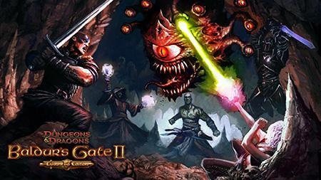 Baldur's Gate — Обе игры теперь на всех платформах