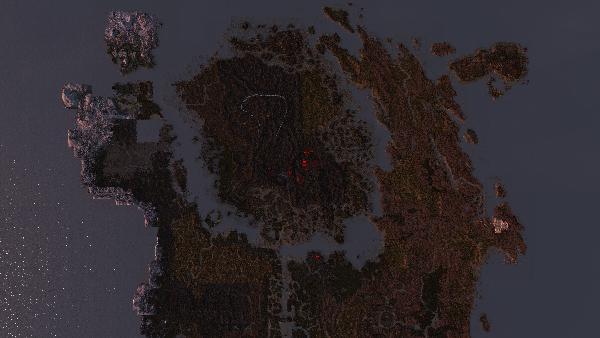 Tamriel Rebuilt - Район побережья Асккейда