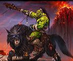 Аватар пользователя зомби орка Волка