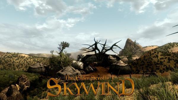 Skywind - Демонстрация Западного нагорья
