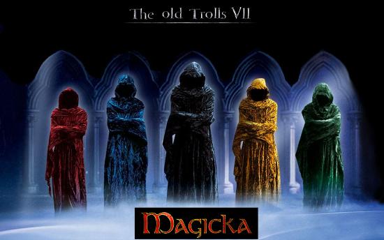 Magicka – Треш, угар, магия и... банан