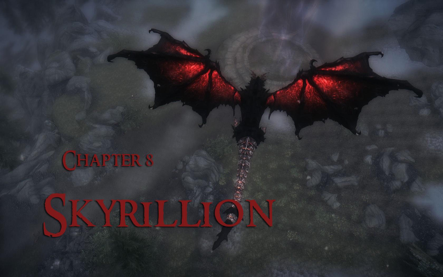Скайриллион - глава 8