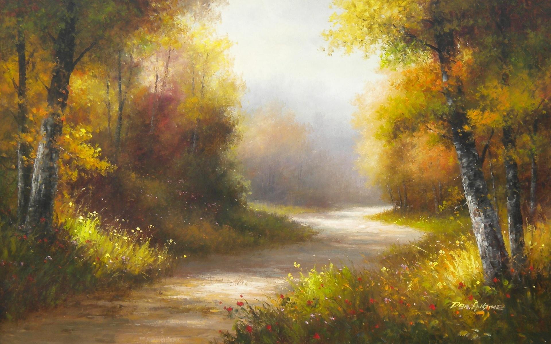 1. Дальняя дорога - Золотой свет на эфесе меча.