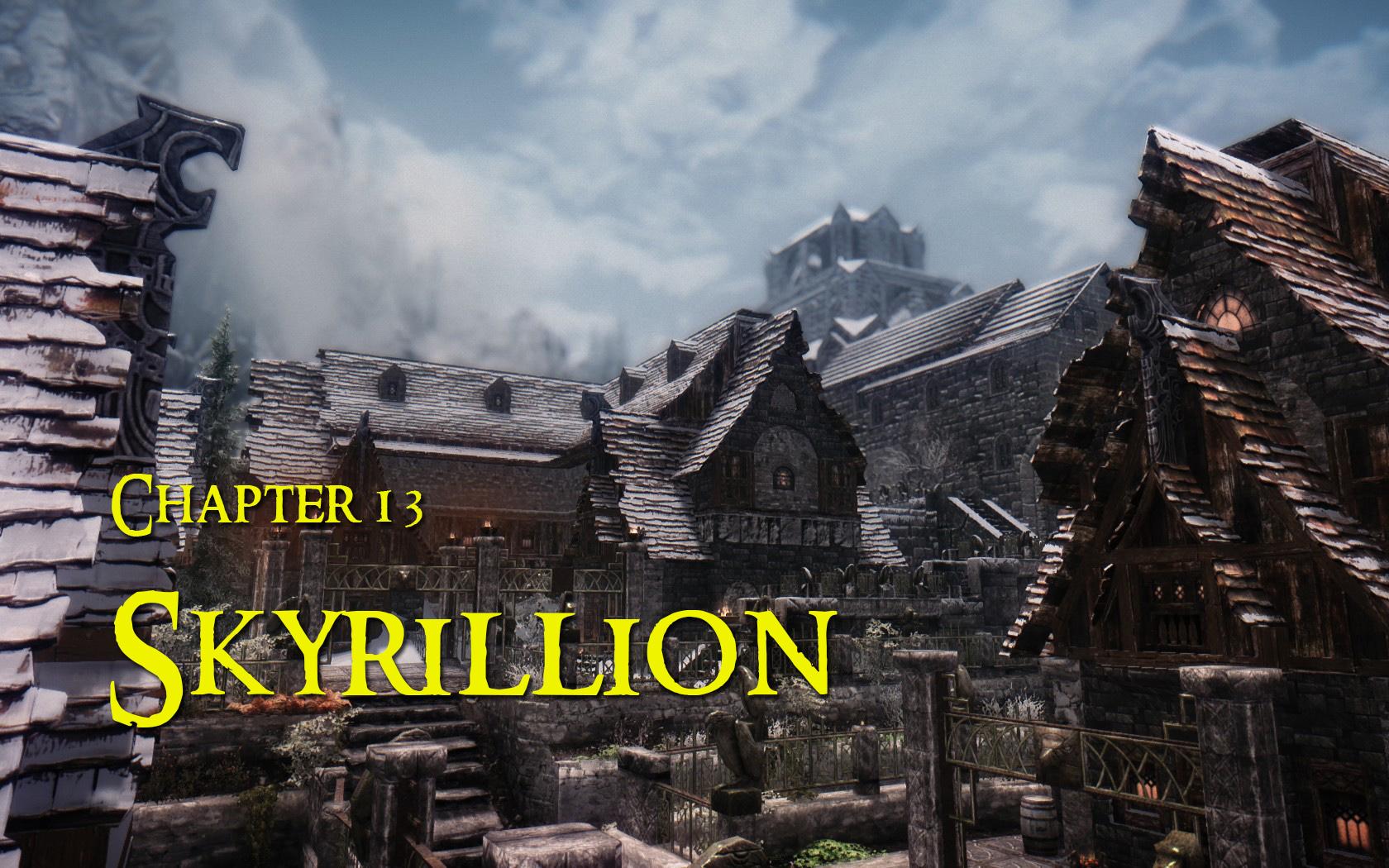 Скайриллион - глава 13