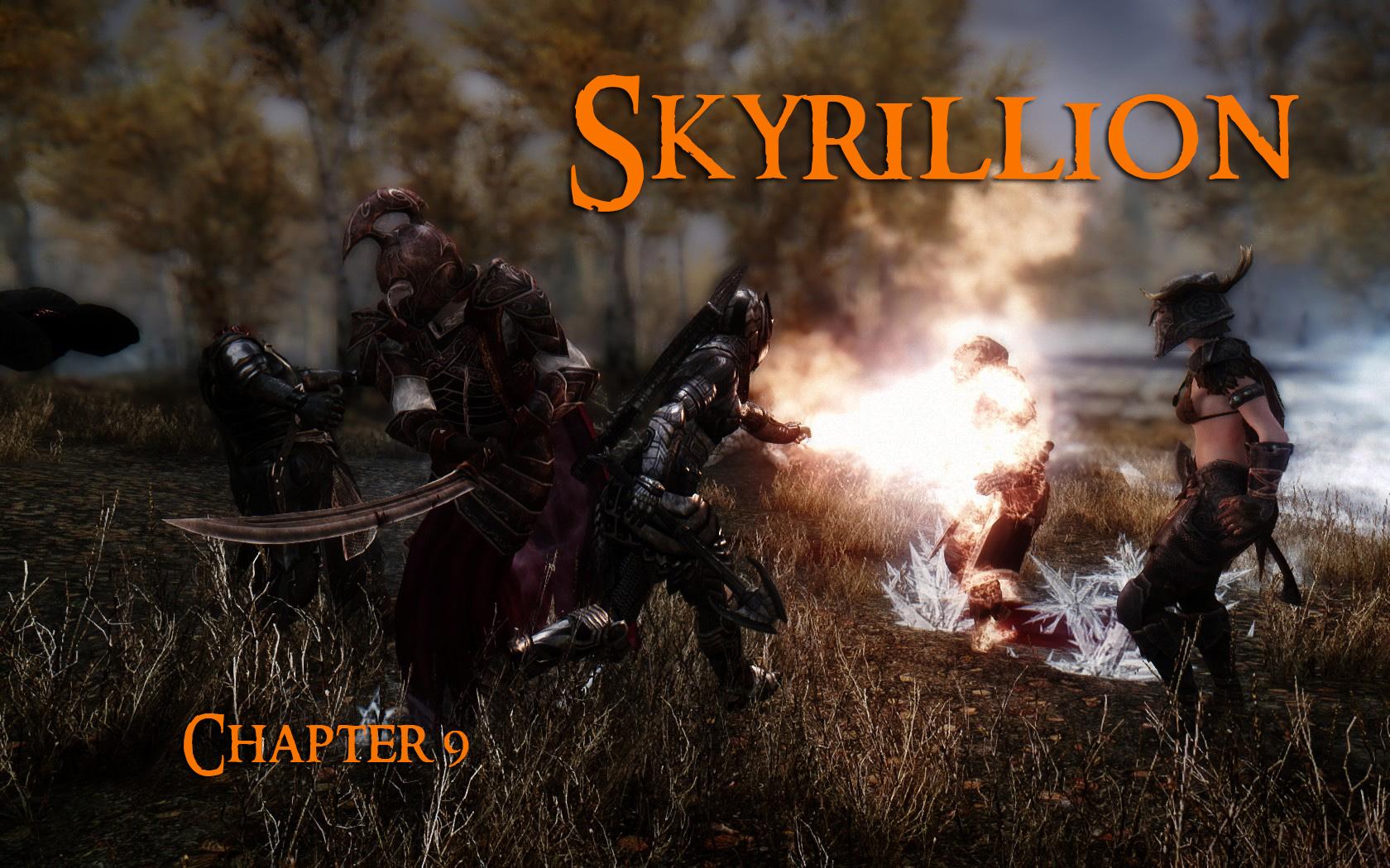 Скайриллион - глава 9