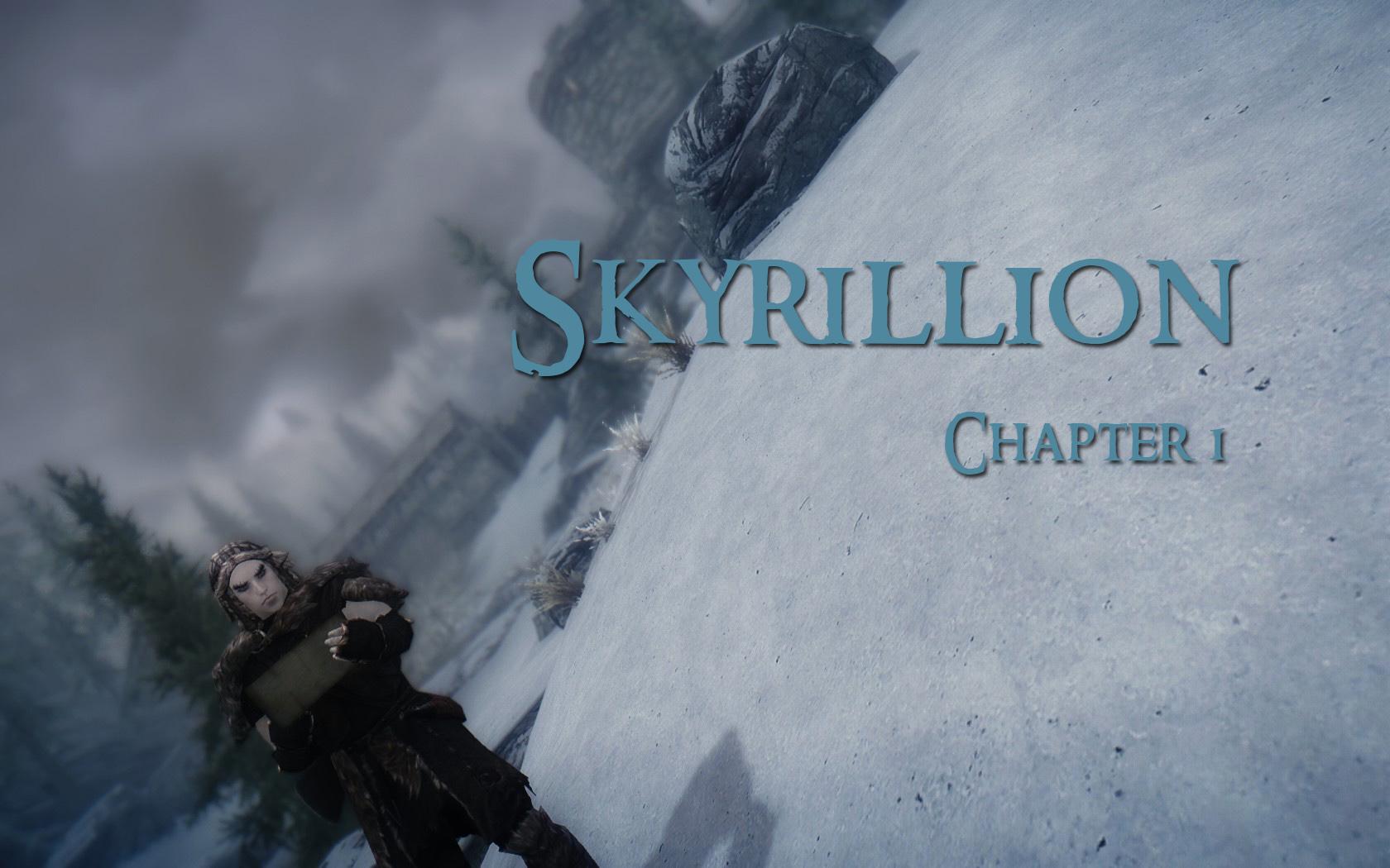 Скайриллион - глава 1