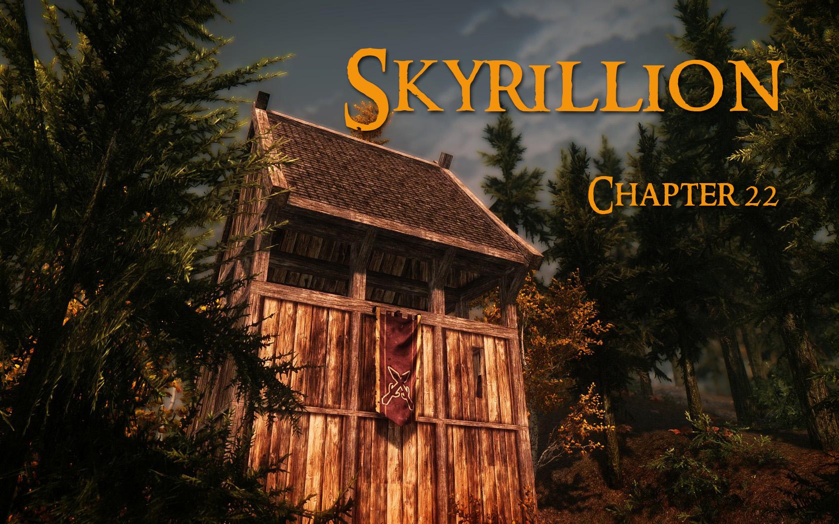 Скайриллион - глава 22