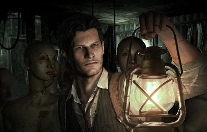 [about] The Evil Within, худшая из всех, в которые я играл!