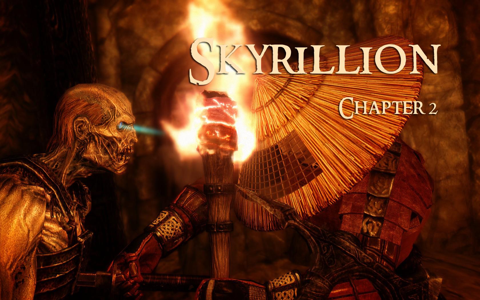 Скайриллион - глава 2