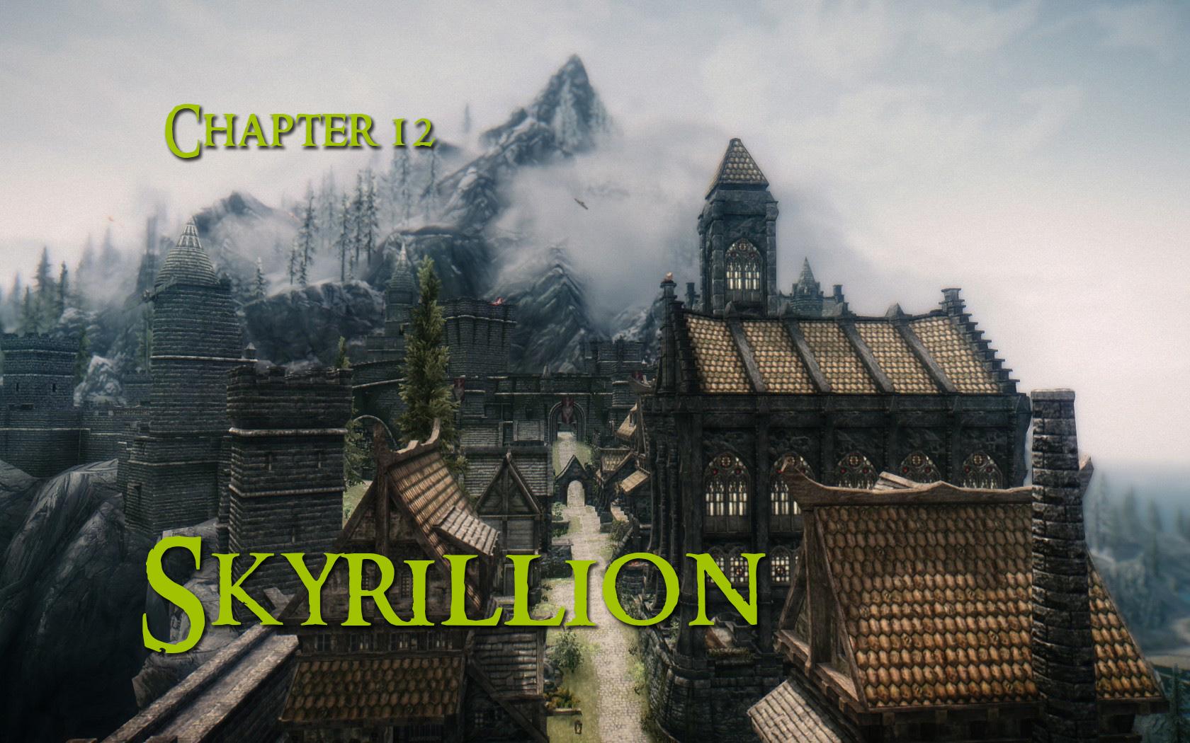 Скайриллион - глава 12