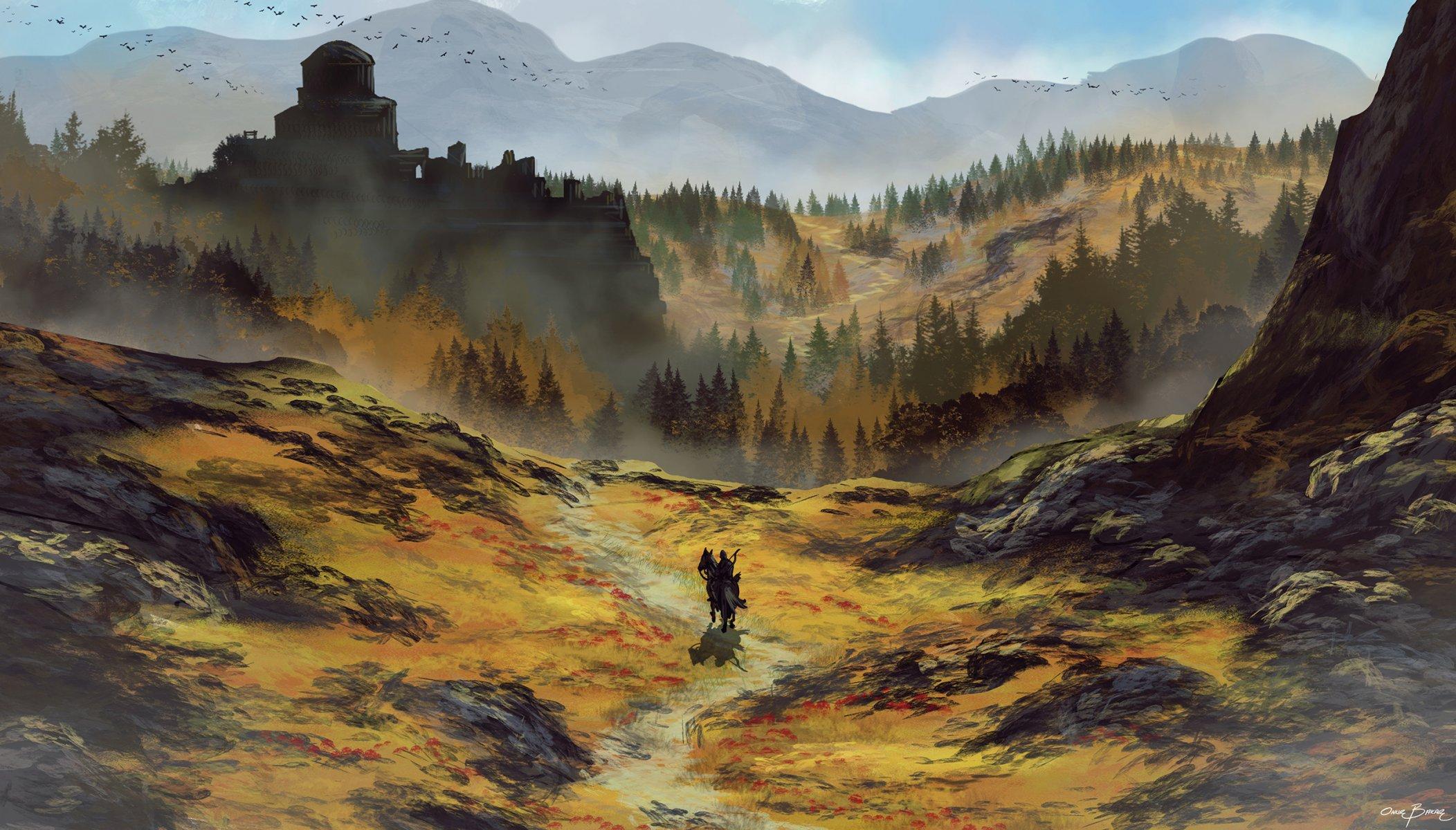 1. Начало пути - Трудно быть авантюристом...