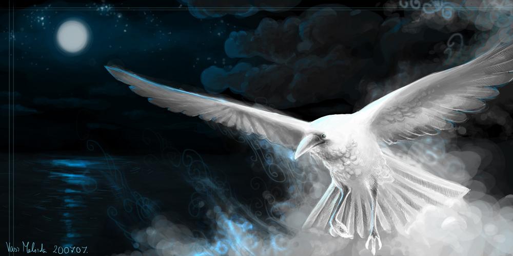 Месть Белого Ворона. Пролог.