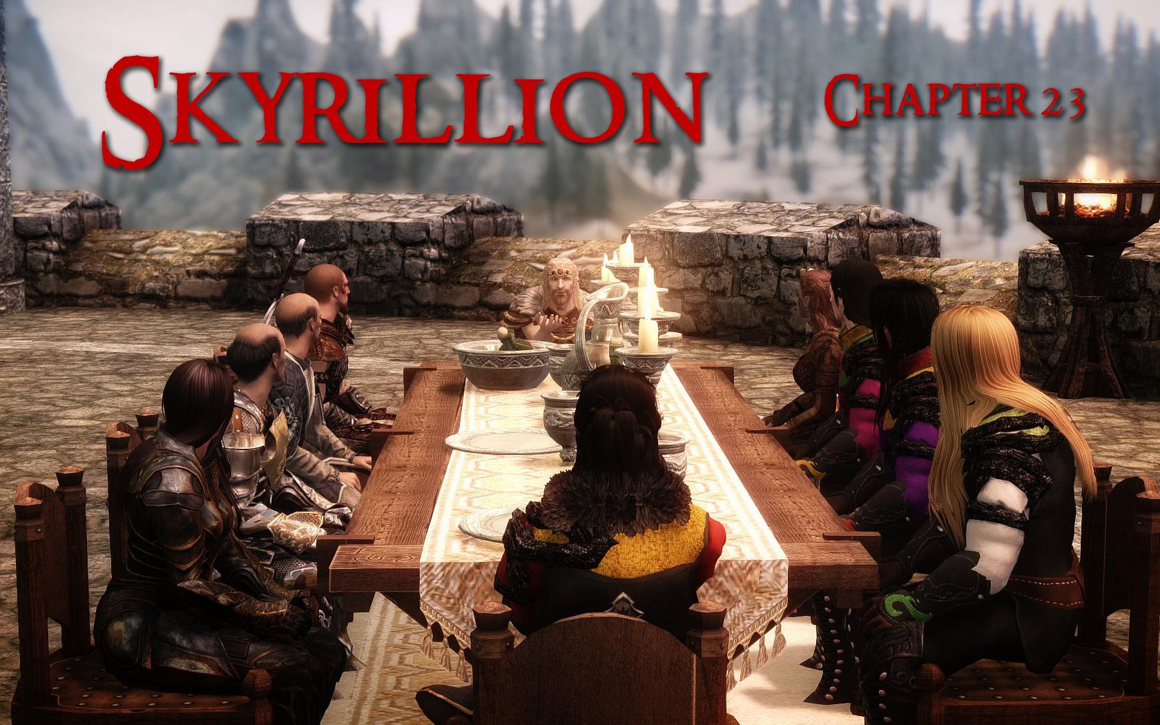 Скайриллион - глава 23