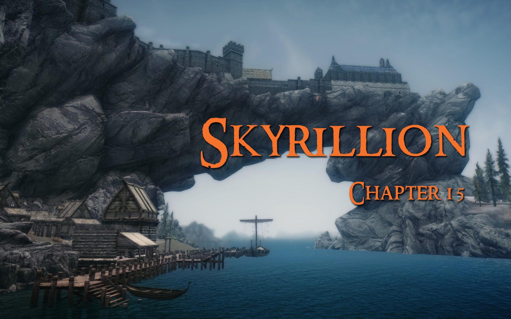 Скайриллион - глава 15