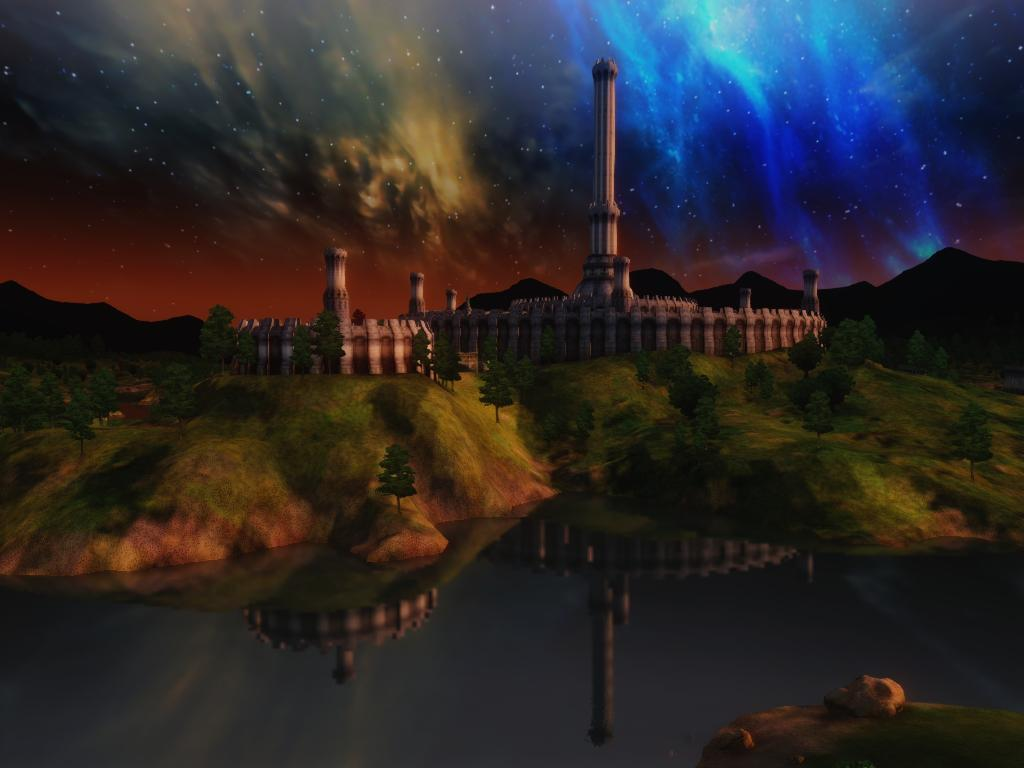 1. Начало пути - Ночь над Имперским мостом