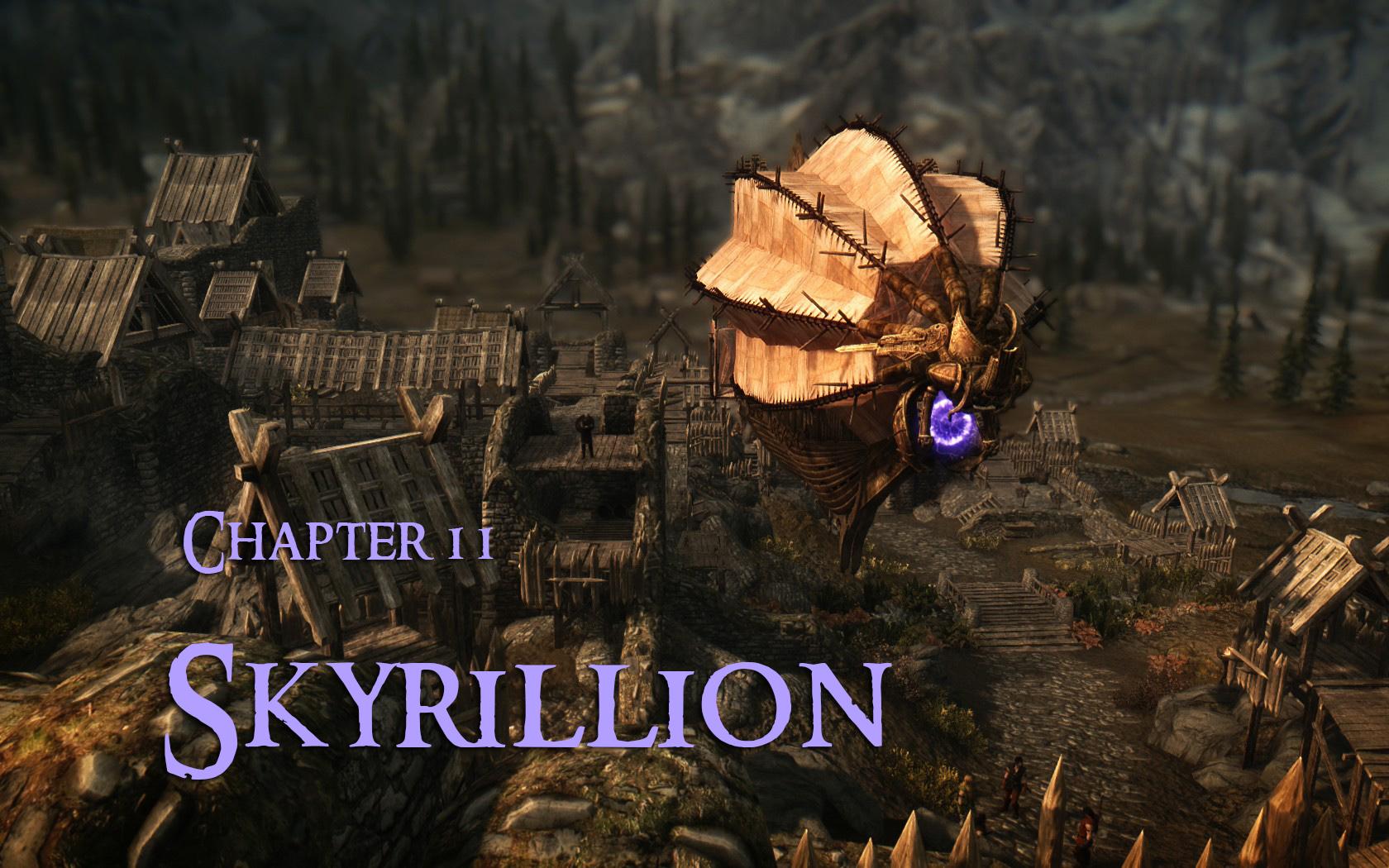 Скайриллион - глава 11