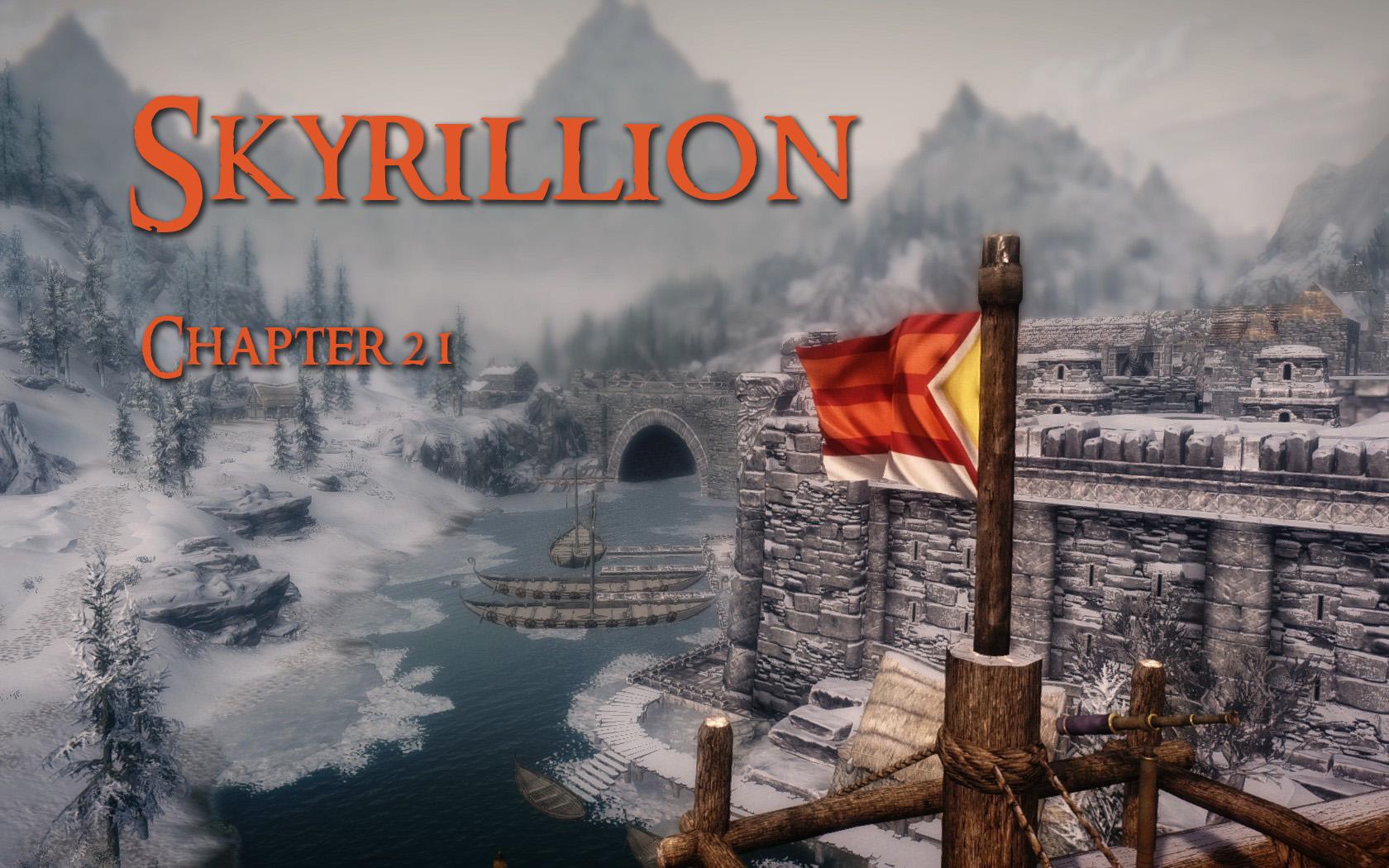 Скайриллион - глава 21