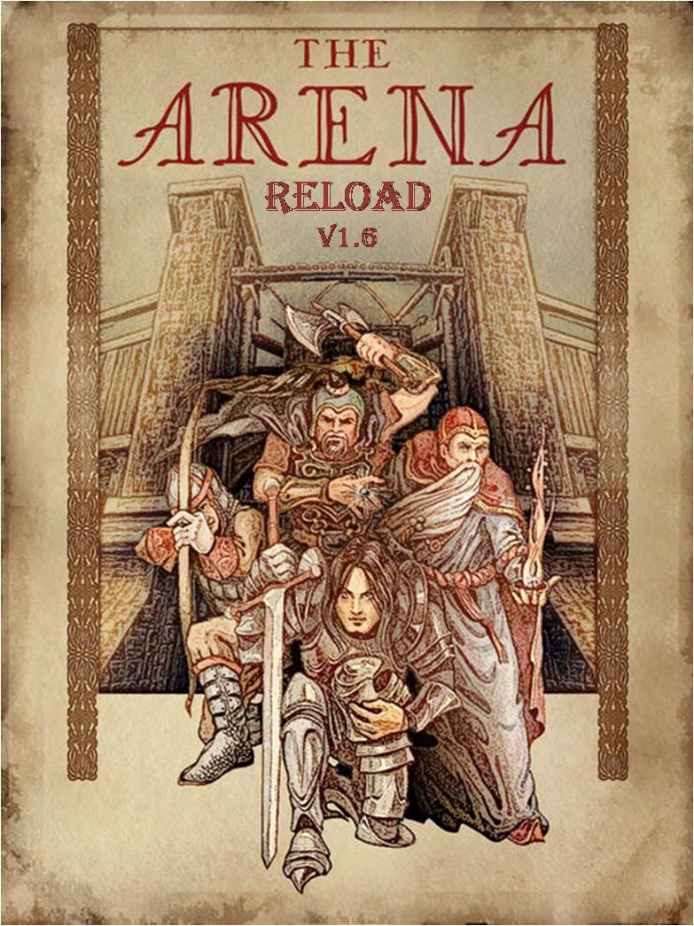 """Обновление """"Arena Reload"""""""