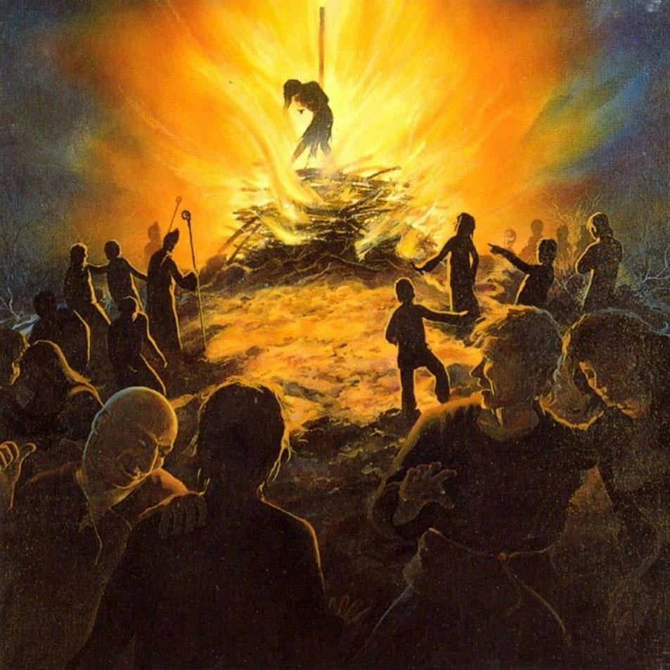 Вечный огонь - Алая невеста