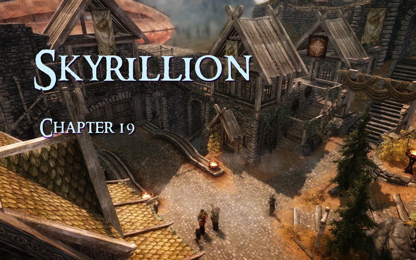 Скайриллион - глава 19