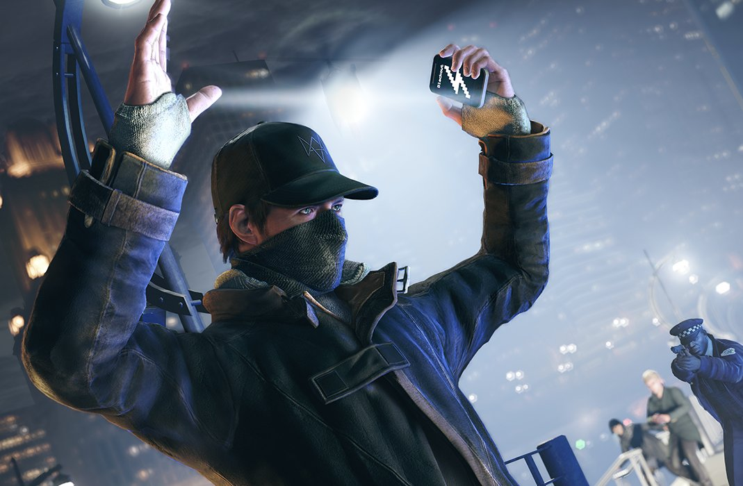 [about] Watch_Dogs. Свершилось!