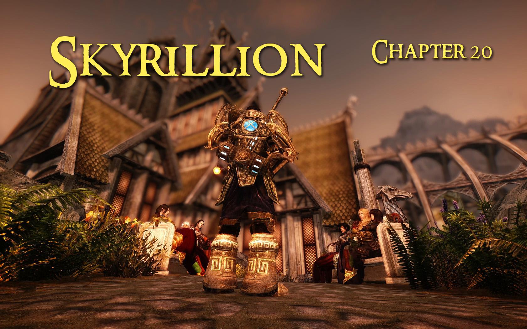 Скайриллион - глава 20