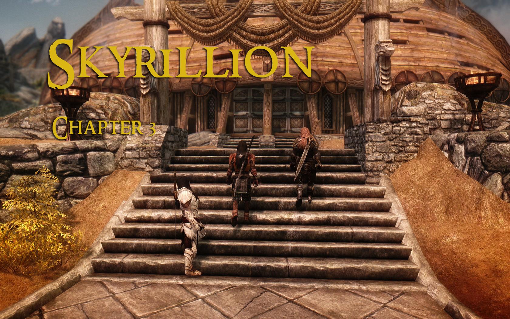 Скайриллион - глава 3