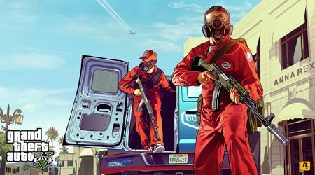 GTA V — Теперь как в PayDay