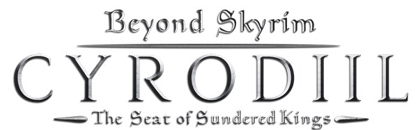 Beyond Skyrim - Cyrodiil: The Seat of Sundered Kings