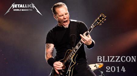 Metallica — Даём рок вместе с Blizzard!