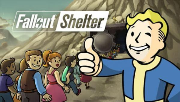 Fallout Shelter — Выход на Android