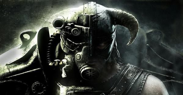 Skyrim vs. Fallout — Довакин против Одинокого Странника (Фильм)