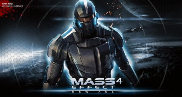 Mass Effect 4 — Слух: Возможная утечка