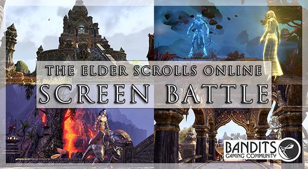 TESO Screen Battle - Второй этап!