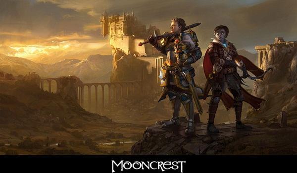 Mooncrest — Новая RPG от бывших сотрудников BioWare