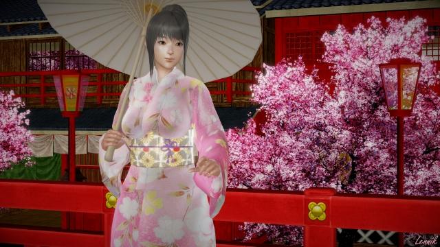 bloom sakura