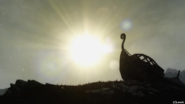 Пейзажи Скайрима. Часть 2